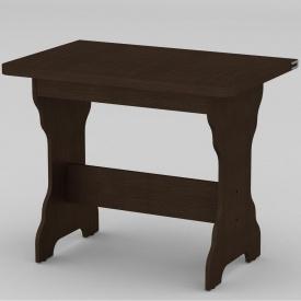 Стол кухонный Компанит КС-3 900x590x732 мм венге
