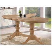 Обеденный стол ONDER MEBLI Fedel 150 античный беж