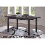 Обідній стіл ONDER MEBLI Garold венге
