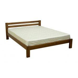 Кровать Скиф ЛК-105 200x140 см дуб