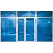 Двері з алюмінієвого профілю Алютех W62