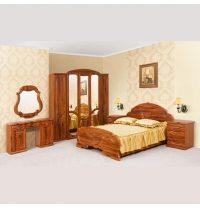 Спальня Мир мебели Эмилия старый дуб