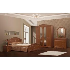 Спальня Мир мебели Луиза золотой дуб