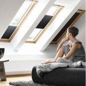 Мансардное окно VELUX GZL 1059 М04 деревянное 78х98 см