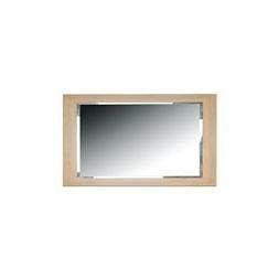 Зеркало БМФ Корвет МР-2744 800х1062х25 мм акация