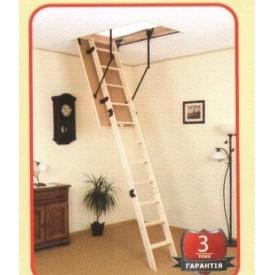 Чердачная лестница Oman Prima дерево
