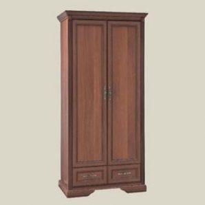 Шкаф для одежды БМФ Росава Ш-1478 1040х2200х580 мм орех артемида