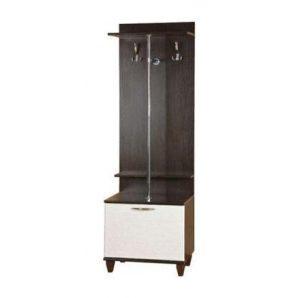 Секция мебельная БМФ Спектр МР-2440 600х1900х430 мм светлый венге