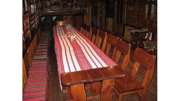Деревянная мебель в Житомирской области