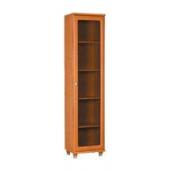 Шкаф для книг БМФ Атлант ШК-327 450х1930х360 мм ольха