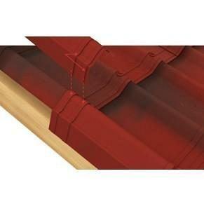 Чипець модельний Onduvilla 1040 мм червоний 3D