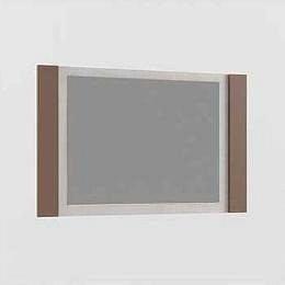 Зеркало СОКМЕ Крослайн 1100 700х32х1100 мм крослайн латте/мокка