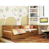 Ліжко Естелла Нота 105 80x190 см масив