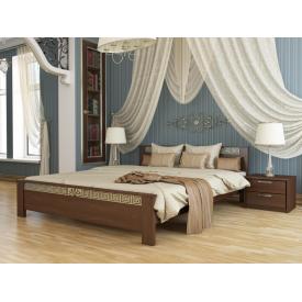 Кровать Эстелла Афина 108 160x200 см массив