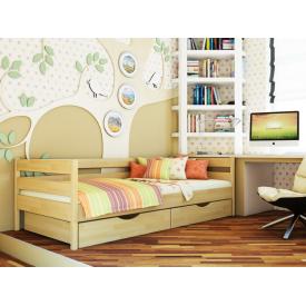 Кровать Эстелла Нота 102 80x190 см массив