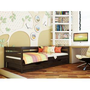 Ліжко Естелла Нота 106 80x190 см масив