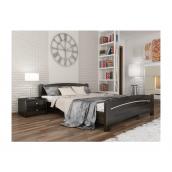 Кровать Эстелла Венеция 106 2000x1600 мм массив