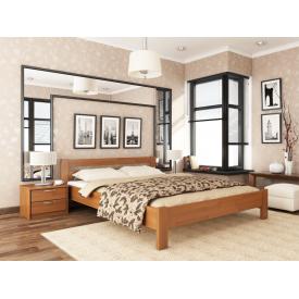 Ліжко Естелла Рената 105 140x200 см масив