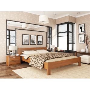 Кровать Эстелла Рената 105 140x200 см массив