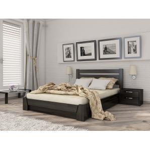 Кровать Эстелла Селена 106 160x200 см щит
