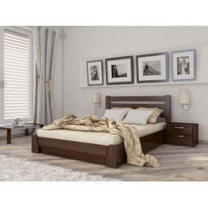 Ліжко Естелла Селена 108 140x200 см масив