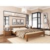 Кровать Эстелла Рената 103 80x190 см массив