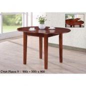 Обеденный стол ONDER MEBLI Platon 9 nuvo-oak
