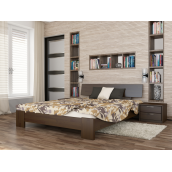 Кровать Эстелла Титан 101 160x200 см массив