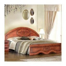 Кровать Мастер Форм Василиса 1670х2040х295 мм яблоня