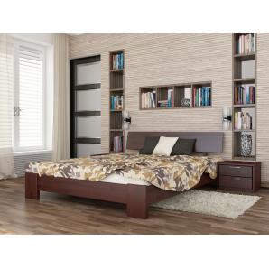 Кровать Эстелла Титан 104 160x200 см массив