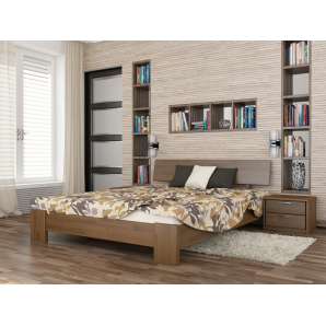 Ліжко Естелла Титан 103 160x200 см масив