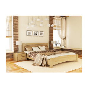 Кровать Эстелла Венеция Люкс 102 2000x1200 мм массив