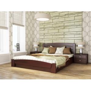 Кровать Эстелла Селена Аури 104 180x200 см щит
