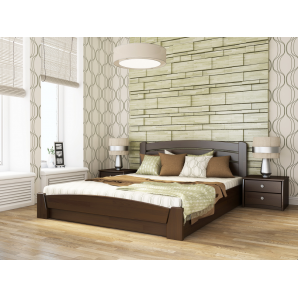 Кровать Эстелла Селена Аури 101 120x200 см щит