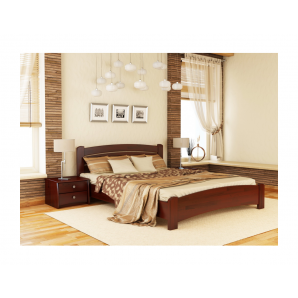 Кровать Эстелла Венеция Люкс 104 2000x1400 мм щит