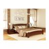 Кровать Эстелла Венеция Люкс 104 2000x1800 мм щит
