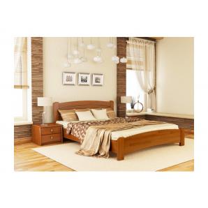 Кровать Эстелла Венеция Люкс 105 2000x1400 мм массив