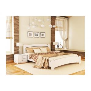 Кровать Эстелла Венеция Люкс 107 2000x1800 мм массив