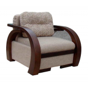 Кресло Вика Фаворит раскладное 920х1000х880 мм