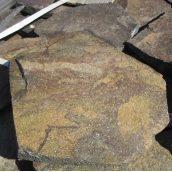 Рваний камінь ALEX Group Закарпатський андезит оливковий