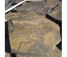Рваный камень ALEX Group Закарпатский андезит оливковый