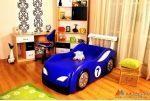 Дитячі односпальні ліжка Модерн