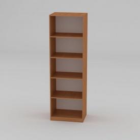 Книжный шкаф Компанит КШ-1 1950x612x448 мм ольха