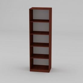 Книжный шкаф Компанит КШ-1 1950x612x448 мм яблоня