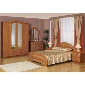 Спальня Модерн Соната кальвадос глянец