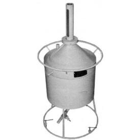 Мерник М2р для топлива 20 л серый
