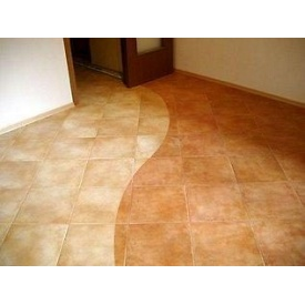 Влаштування підлоги з лінолеуму