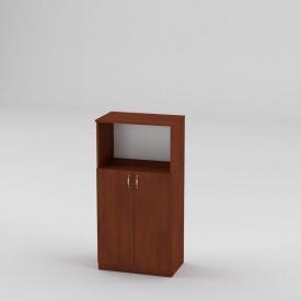 Книжкова шафа Компанит КШ-15 1200x604x370 мм яблуня