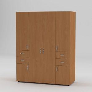 Шкаф Компанит 20 1602x619x2028 мм бук