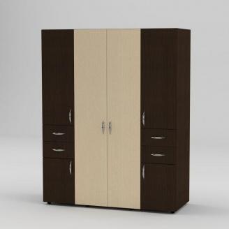 Шкаф Компанит 20 1602x619x2028 мм венге